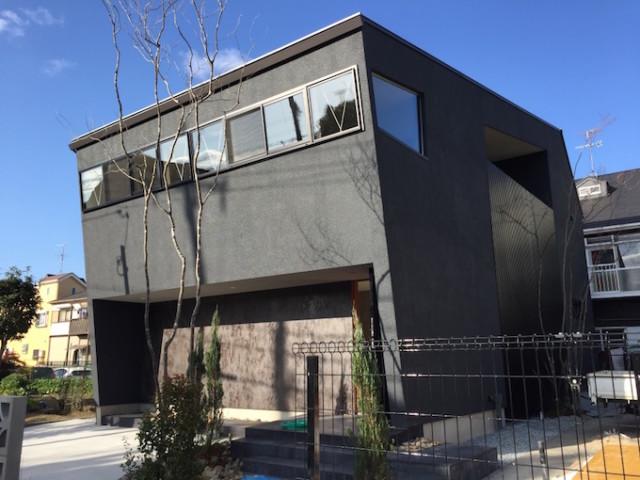 安倉西の家