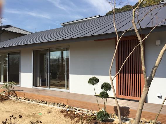 「西岡本の家」