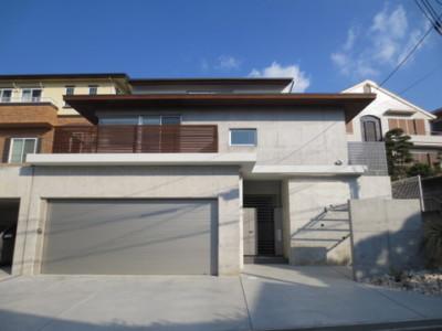 東豊中の家