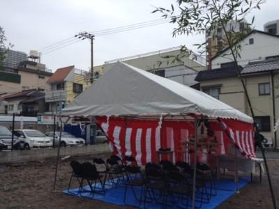都島地鎮祭