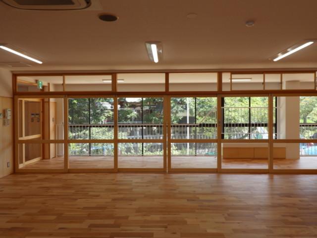 菅原天満幼稚園 2階改装工事