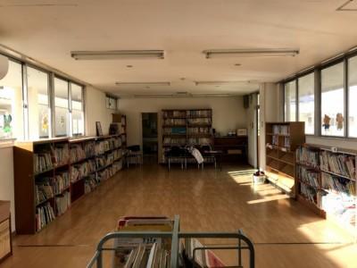 改装前 図書室